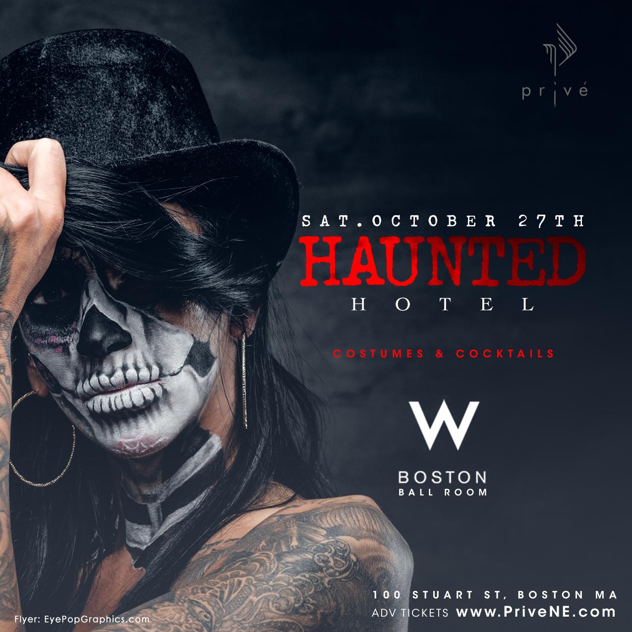 Haunted Hotel (MA)