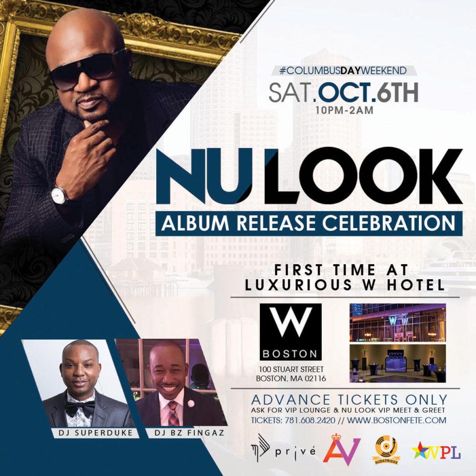 NU LOOK - Live (MA)