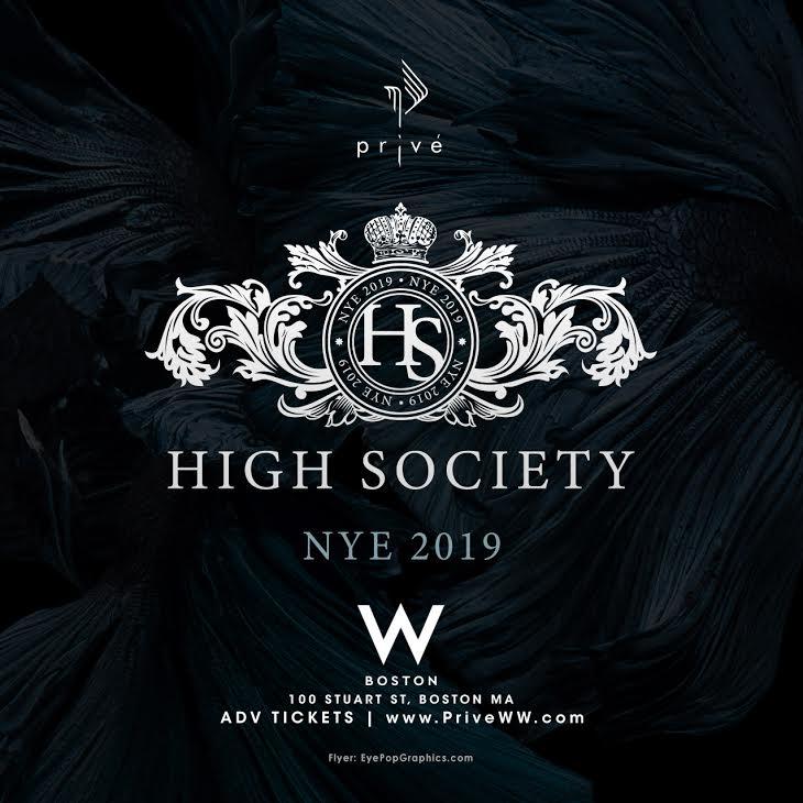 High Society NYE 2019 (MA)