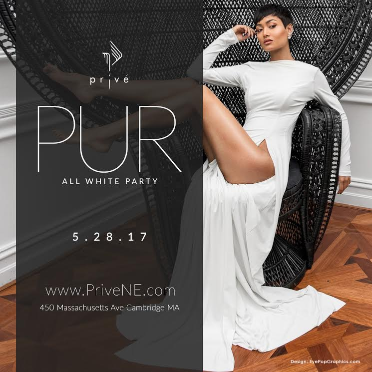 PUR - UPSCALE ALL WHITE EVENT