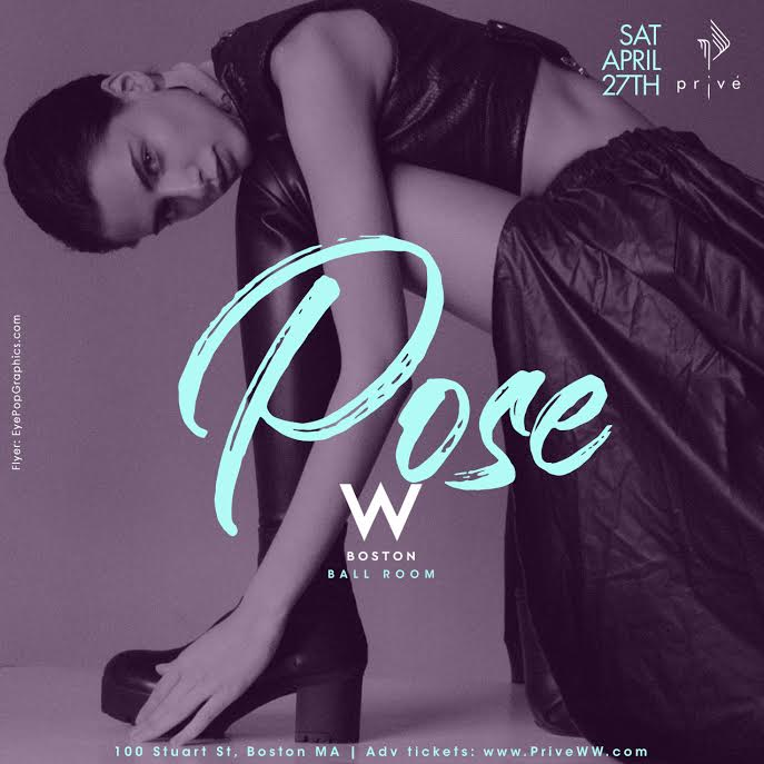 POSE   Fashion Show & After Party (MA)